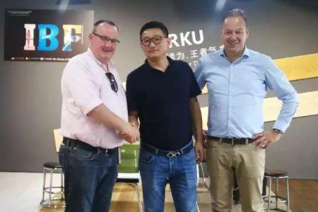 比利时TURKU地板品牌与IBF全品地板开展合作液化气设备